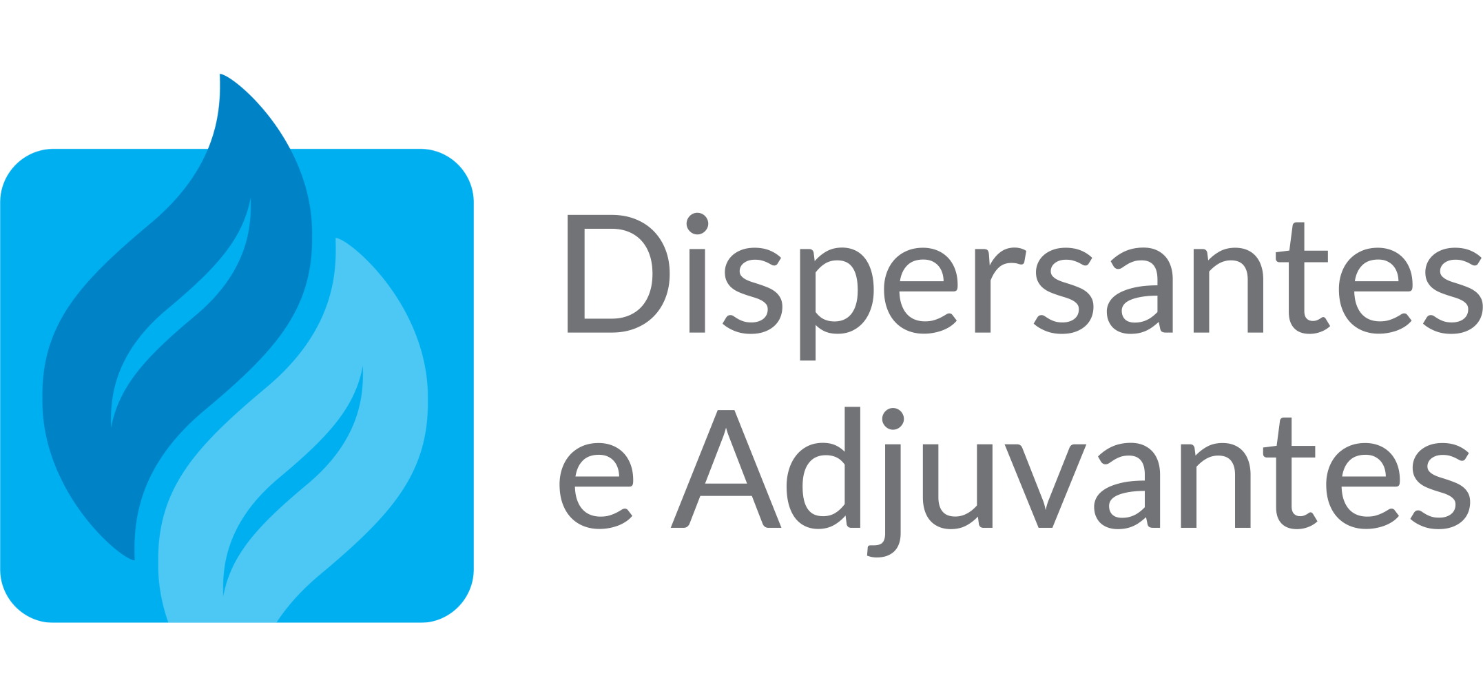 Icone da Categoria - Dispersantes e Adjuvantes